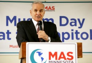 MN Governor Mark Dayton speaking at the Muslim Brotherhood's Muslim American Society