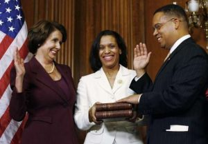 U.S. Representative Keith Ellison (MN Democrat), now the MN Attorney General, swore his Oath of Office on the Koran