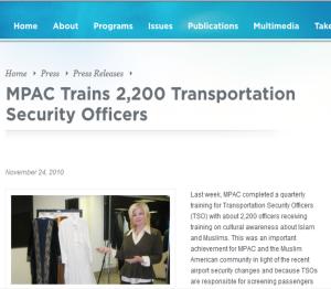 Islamic Infiltration Drastically Affects U S  Transportation