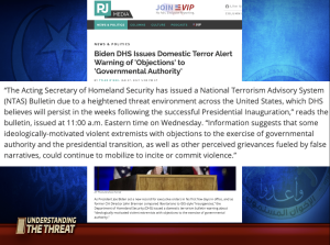 "Former FBI Agent Warns Current Regime Claims To Be ""Going After Violent Extremists,"" But They Really Mean Patriots ⋆ Conservative Firing Line"